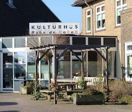 Ingang Kulturhus de CoCeR
